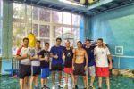 Подготовка к чемпионату мира по боксу среди студентов